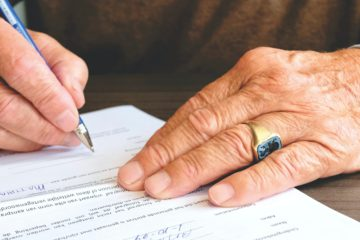 gescheiden en pensioen