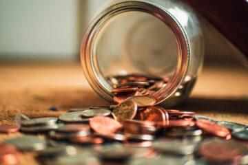 peaks is beleggen met je wisselgeld
