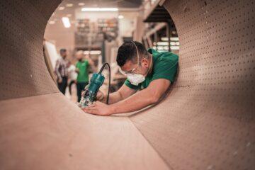 Factory worker als illustratie bij RVU ineens uitbetalen ongunstig